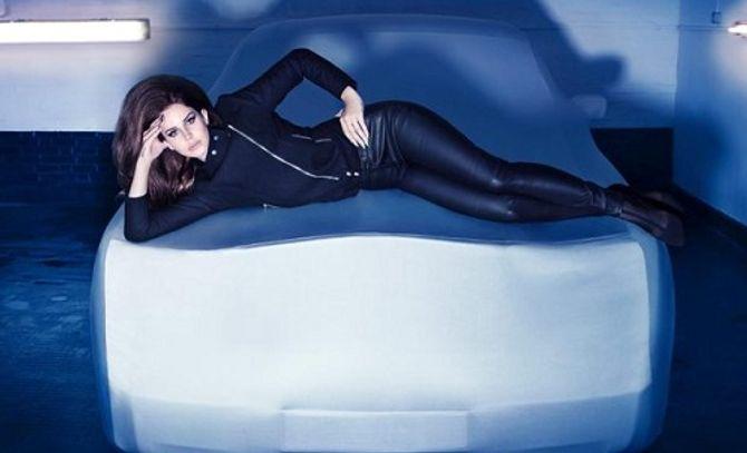 Lana Del Rey, H&M