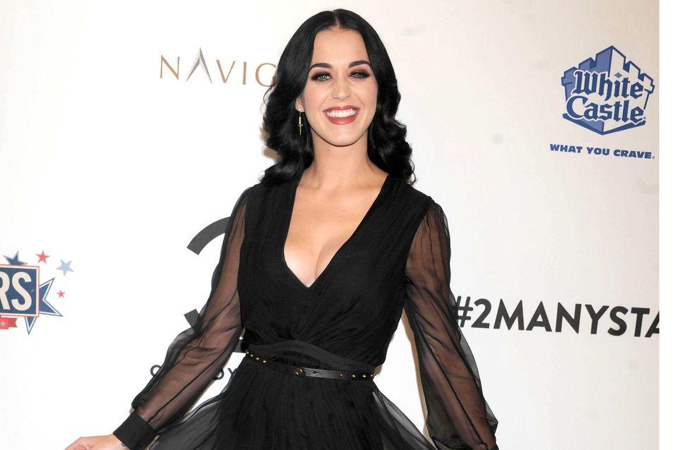 Katy Perry : Elle se met au look bohème et elle assure ! (Photos)