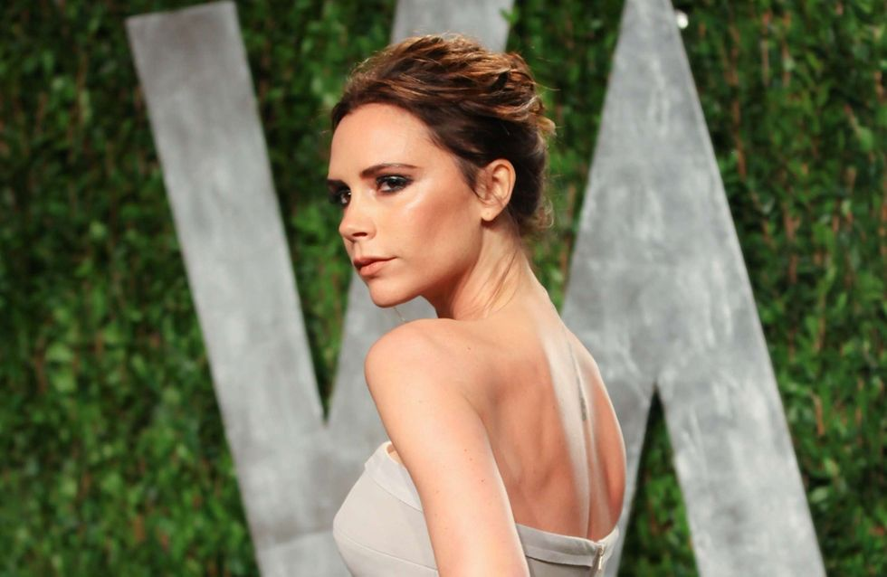 Victoria Beckham : Le secret de ses jolies mains (Photos)