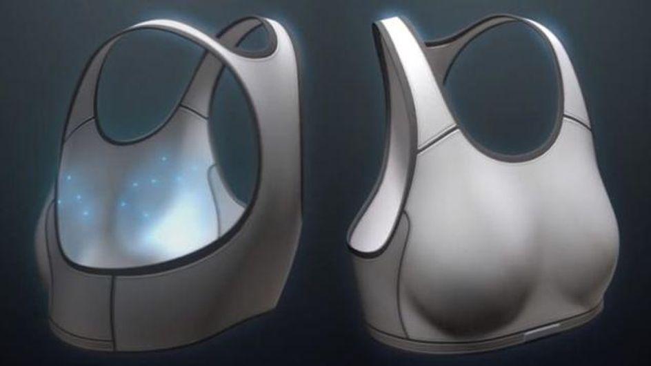 Cancer du sein : Bientôt un soutien-gorge pour le détecter