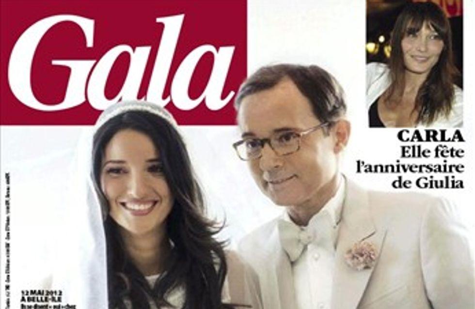 Jean-Luc Delarue et Anissa Khel : Les photos de leur mariage publiées