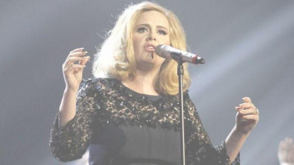 Adele, maman d'un petit garçon !