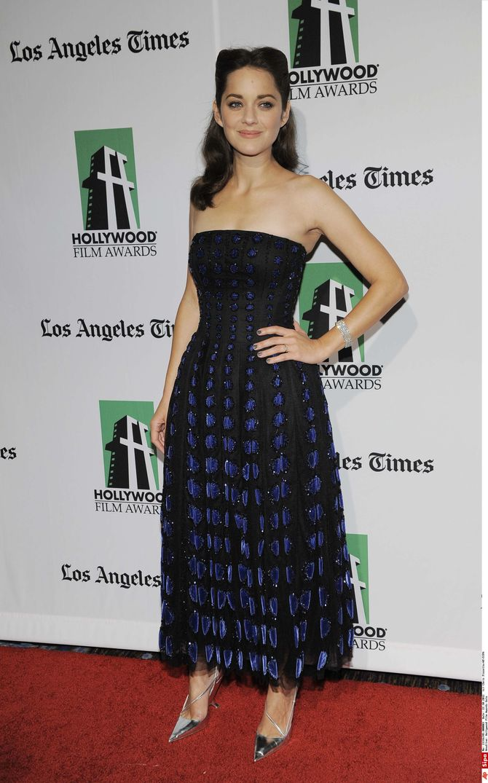 Marion Cotillard Hollywood Film Awards