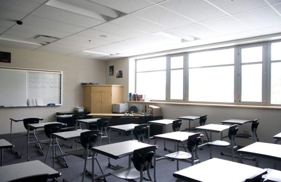 Suicide d'une enseignante ''oppressée'' par son travail