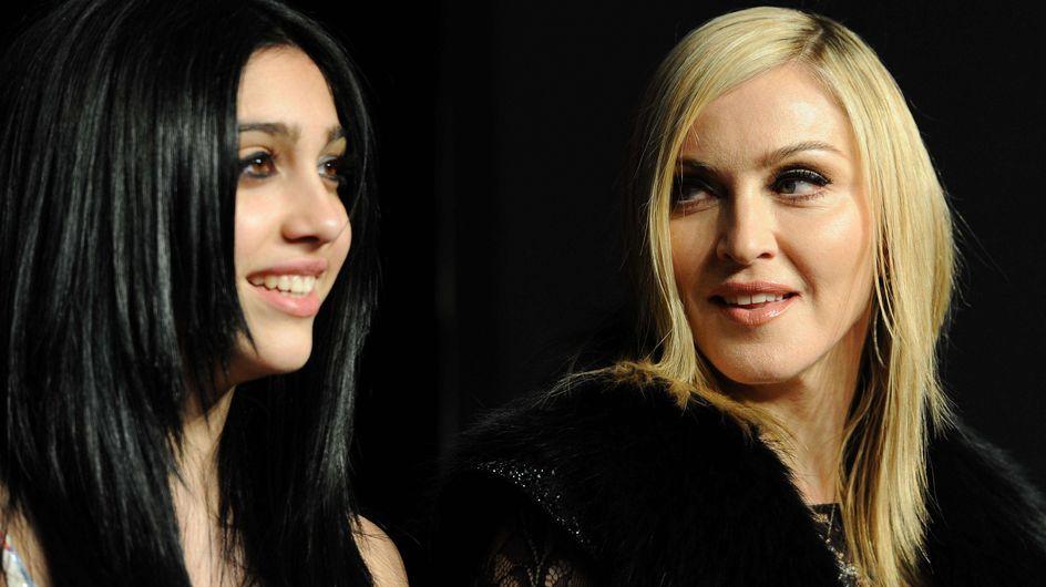Madonna : Elle chute sur scène