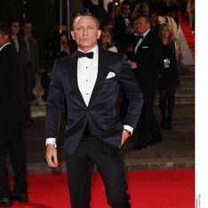 James Bond : Daniel Craig sexy pour la première de Skyfall (Photos)