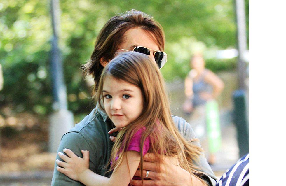 Tom Cruise : On ne s'attaque pas à sa petite Suri !