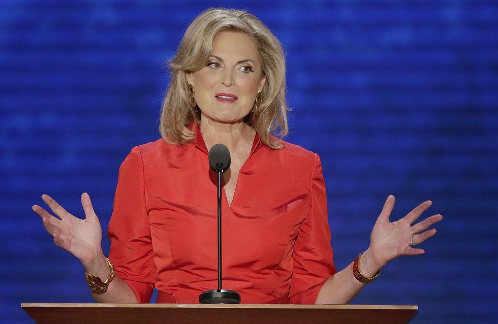 Ann Romney : Les créateurs refusent de l'habiller