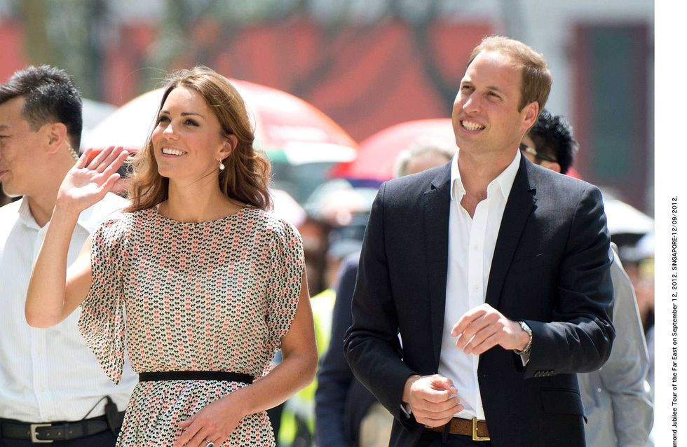 Kate Middleton a relooké le prince William