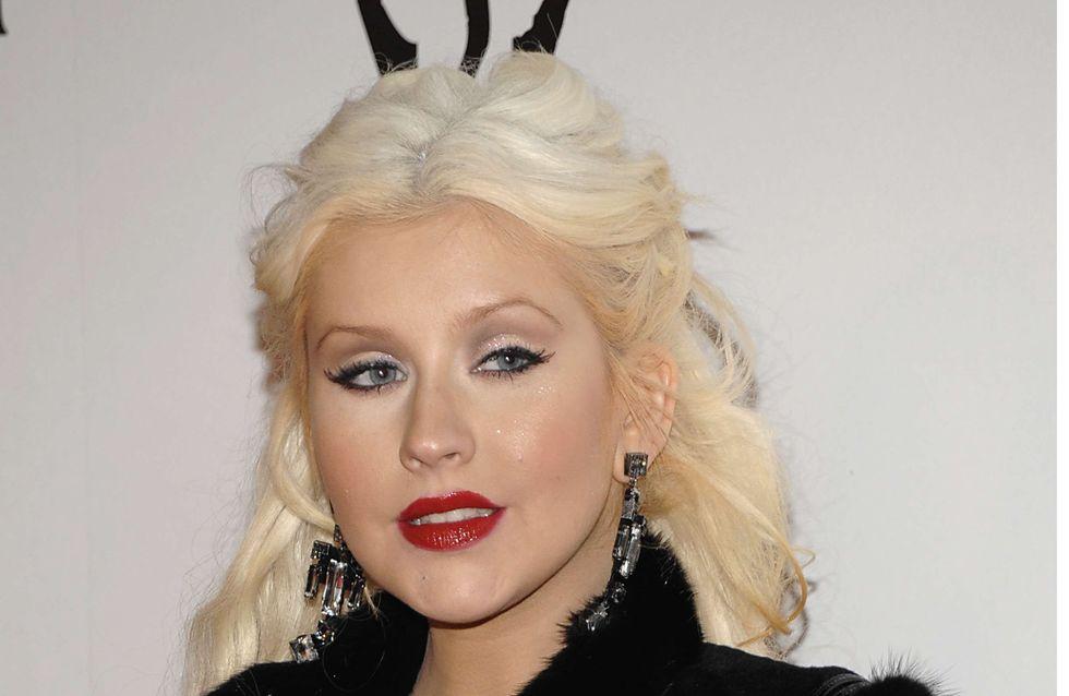 Christina Aguilera : Méconnaissable pour la pub de son dernier parfum (Photos et Vidéo)