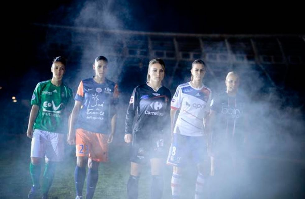 Football féminin : Les bleues font leur show en vidéo