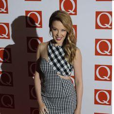 Kylie Minogue : Le pire look de la semaine ! (Photos)