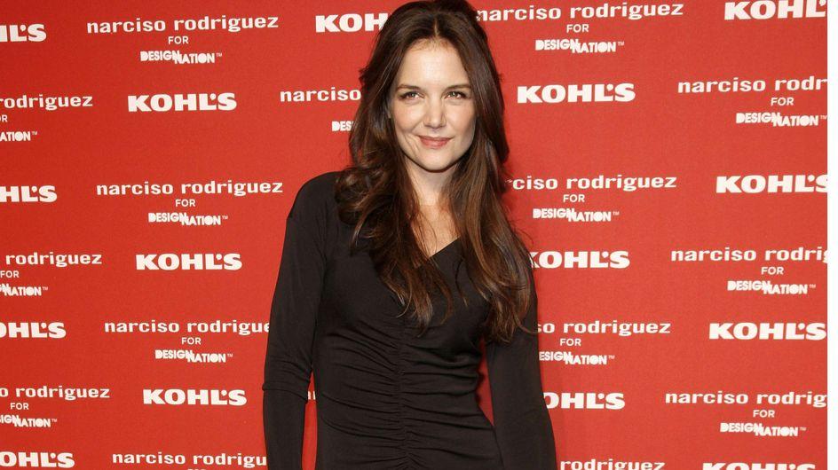 Katie Holmes : Elle porte une robe à 60 € sur le tapis rouge ! (Photos)