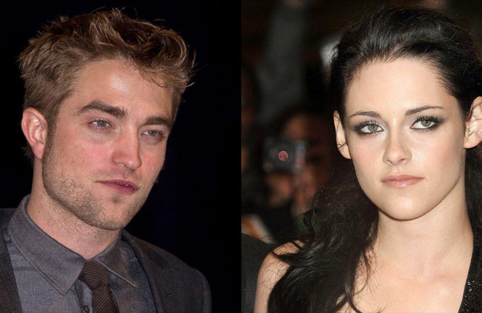 Robert Pattinson et Kristen Stewart : Ils doivent encore travailler sur leur relation