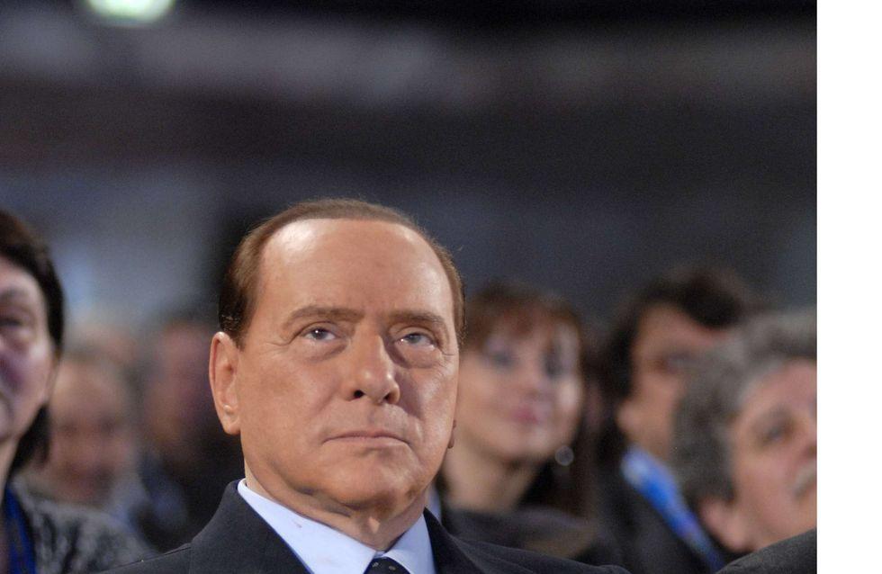 Silvio Berlusconi : Condamné à 4 ans de prison