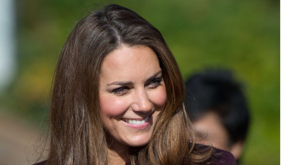 Kate Middleton : Elue la plus belle femme au naturel !