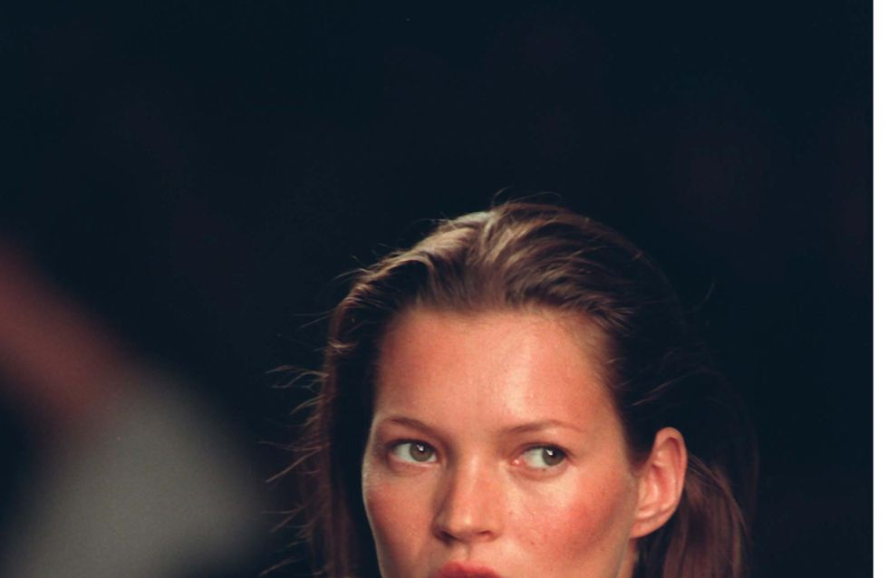 Kate Moss : « Je détestais mes seins plus que tout »