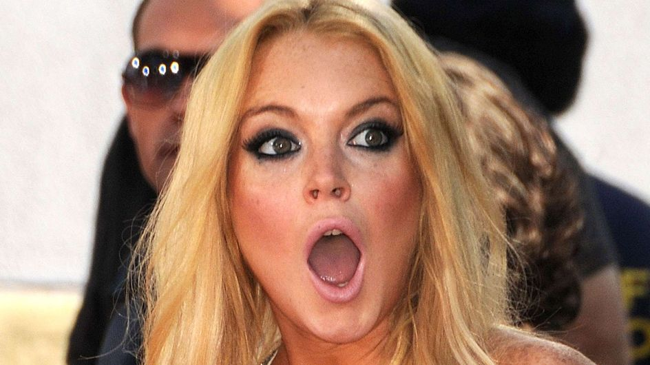 Lindsay Lohan : Elle cache un coffre rempli de sextoys dans sa chambre