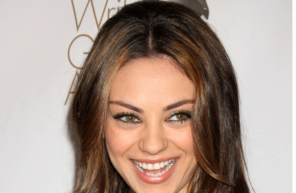Mila Kunis : Enceinte ?