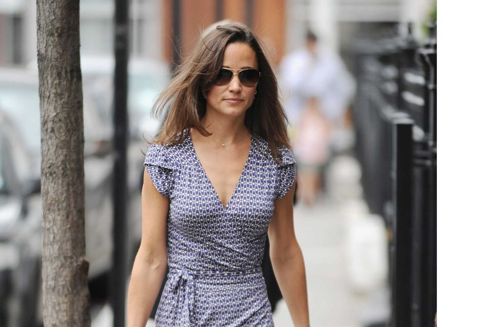 Pippa Middleton : Elle a retrouvé l'amour...