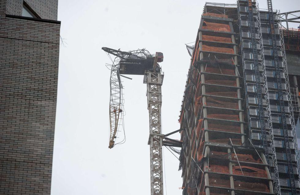 Ouragan Sandy : Scènes apocalyptiques à New-York (photos)
