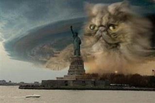 Ouragan Sandy photos truquées, fausses photos de l'ouragan Sandy
