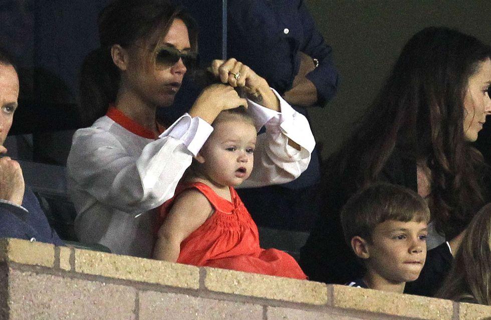 Victoria Beckham : Complètement gaga d'Harper