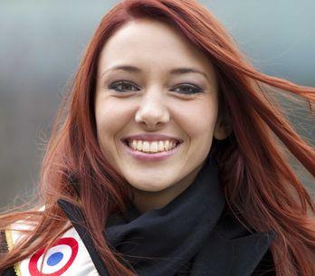 Delphine Wespiser : Miss France 2012 nous invite à sa table dans Un dîner presqu