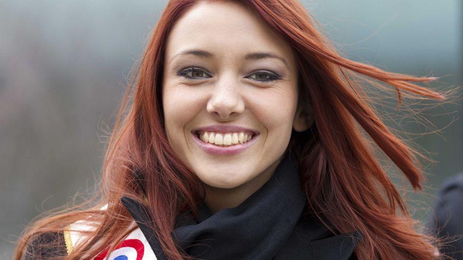 Delphine Wespiser : Miss France 2012 nous invite à sa table dans Un dîner presque parfait (Photos)
