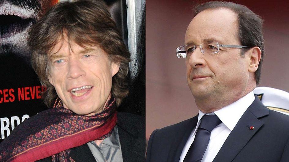 Mick Jagger : Il tacle François Hollande pendant son concert !