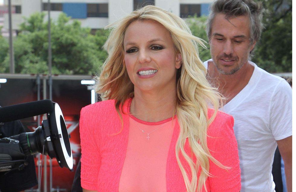 Britney Spears : Sa perruque fait le buzz (Photos)