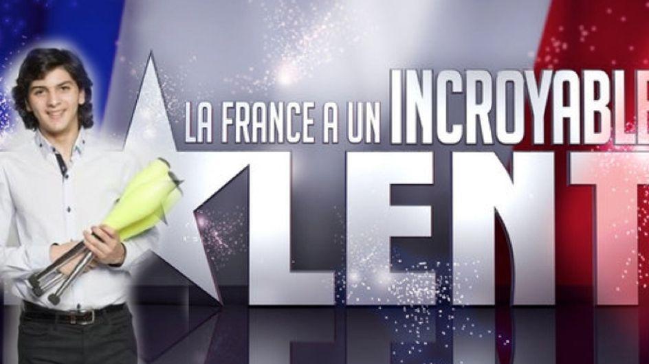 La France a un incroyable talent : Nadir, jongleur autiste, crée l'émotion