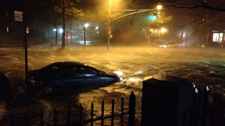 Ouragan Sandy : American Apparel profite de la situation