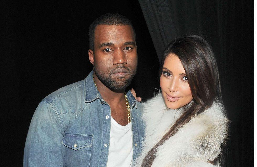 Kim Kardashian : Des jumeaux avec Kanye West ?