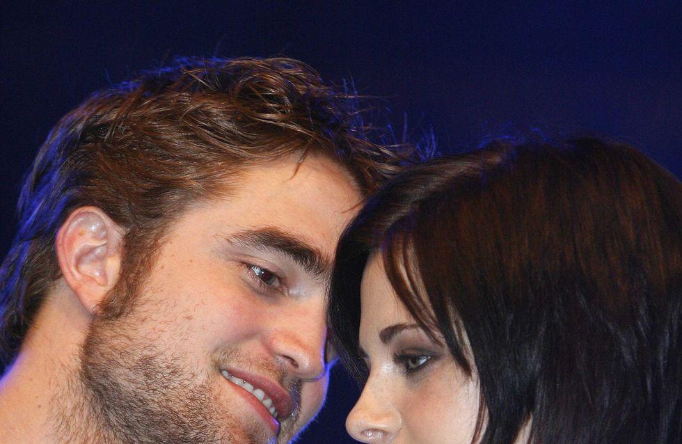 Kristen Stewart et Robert Pattinson : Ils fêtent Halloween main dans la main