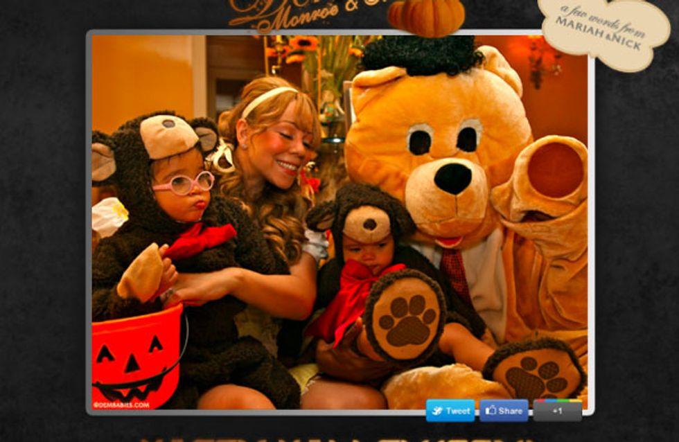 Halloween : Les enfants de stars se déguisent ! (Photos)