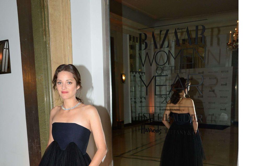 Marion Cotillard : Chic et glamour sur le tapis rouge (Photos)