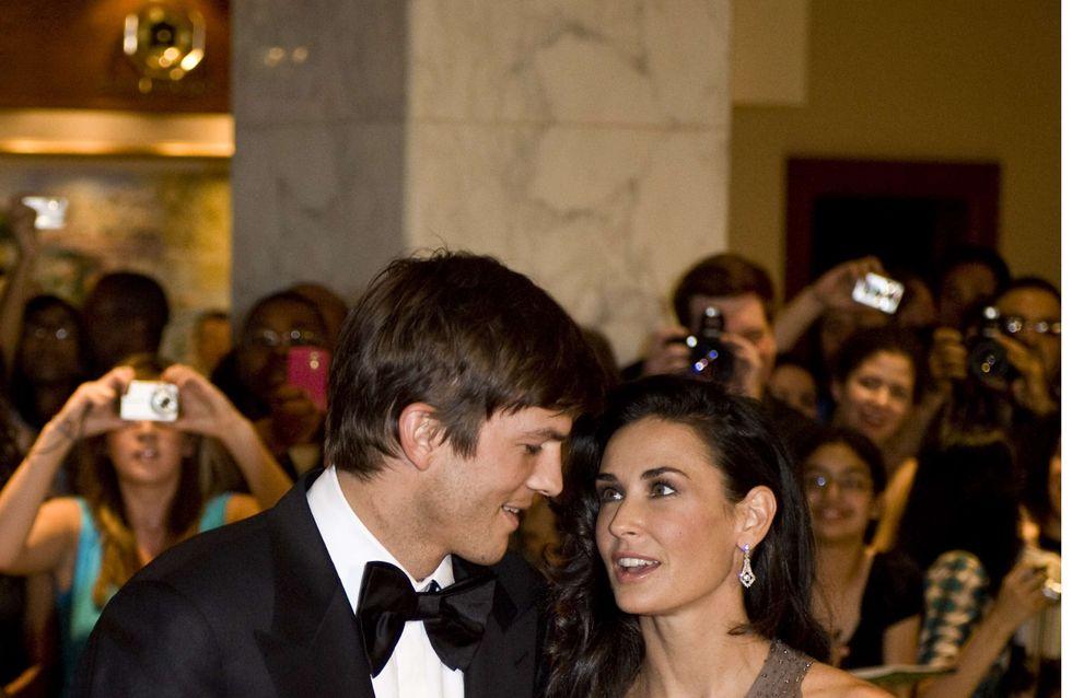 Ashton Kutcher et Demi Moore : Toujours pas divorcés !