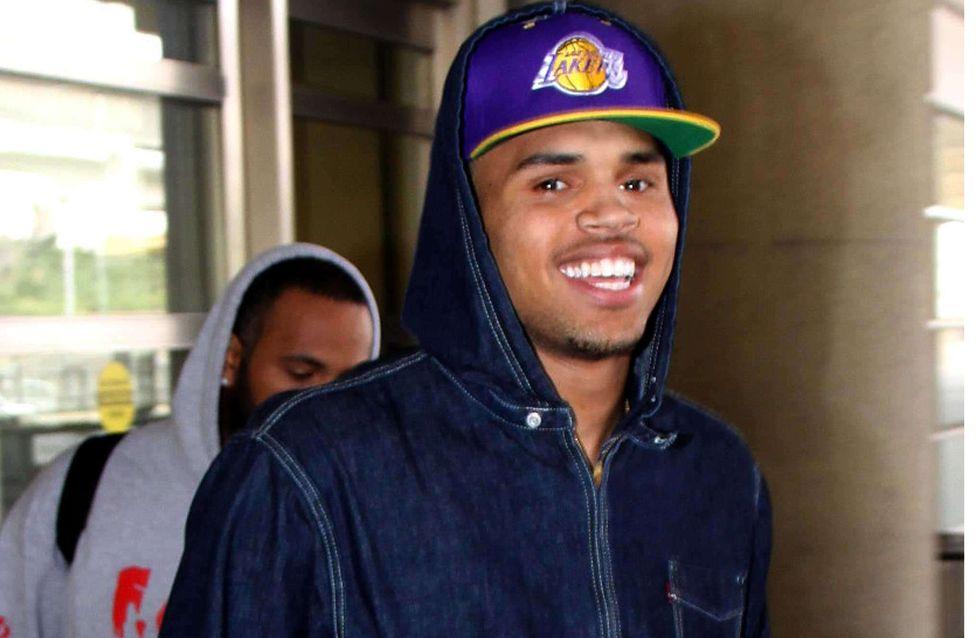 Chris Brown : Il se déguise en taliban pour Halloween ! (Photos)