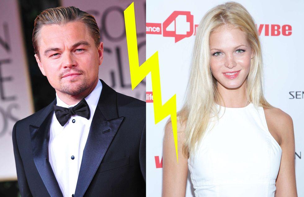 Leonardo DiCaprio (encore) célibataire !