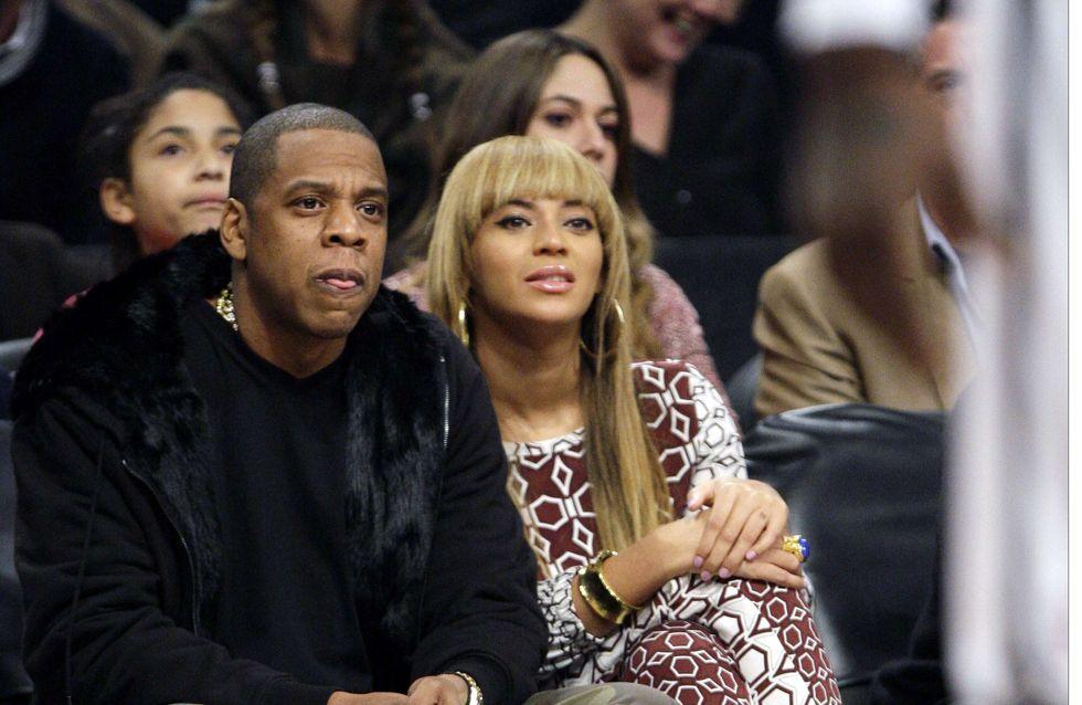 Beyoncé dévoile sa nouvelle coupe au côté de Jay-Z