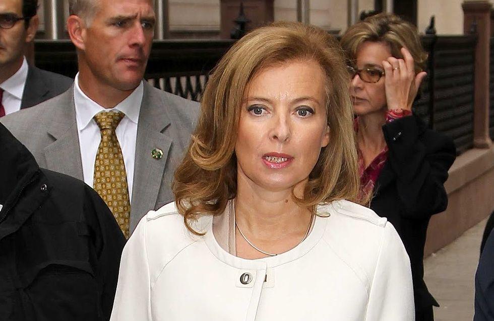 Valérie Trierweiler se fait clasher par son patron Arnaud Lagardère
