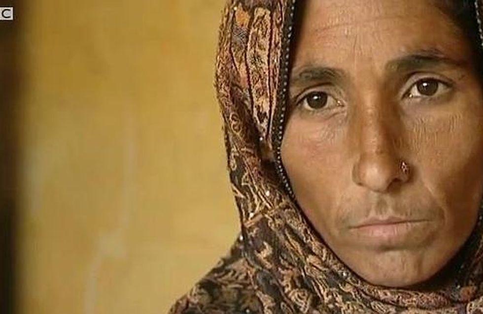 Pakistan : Elle tue sa fille à l'acide car elle avait parlé avec un garçon