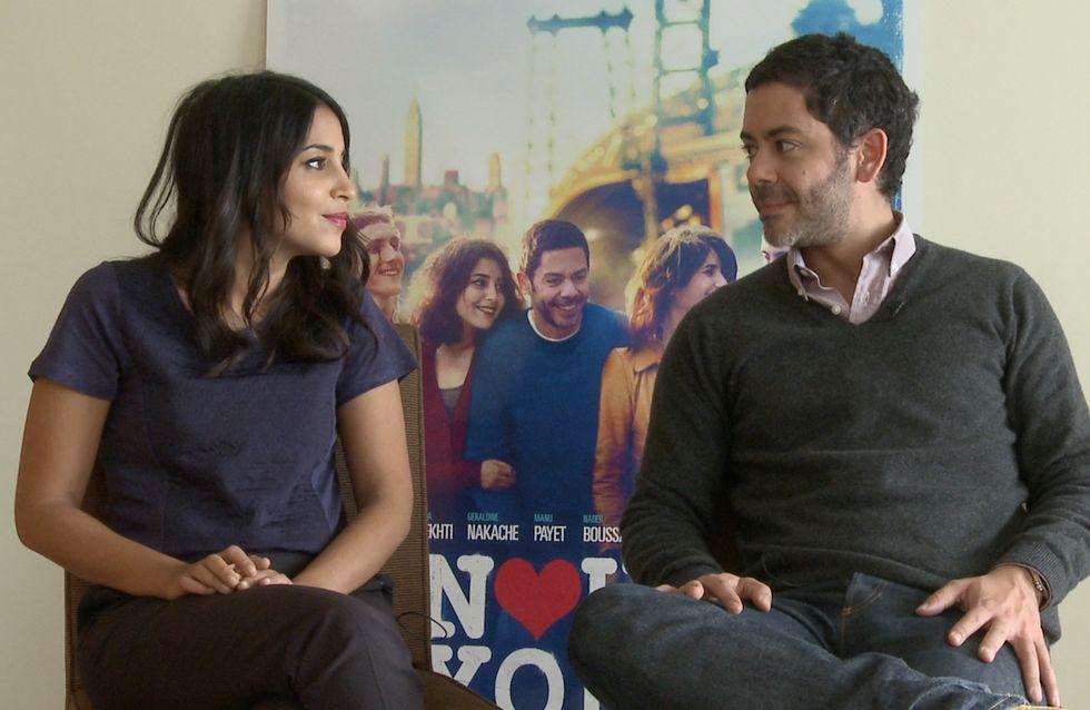 Nous York : Leïla Bekhti et Manu Payet se la racontent (Vidéo Exclu)