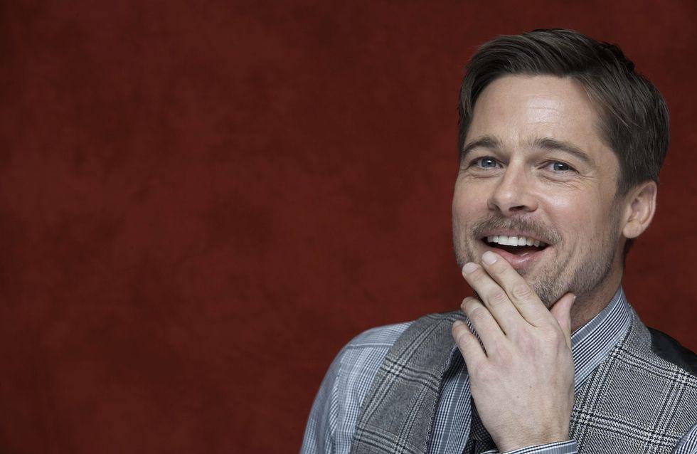Brad Pitt : Il lance une ligne de meubles