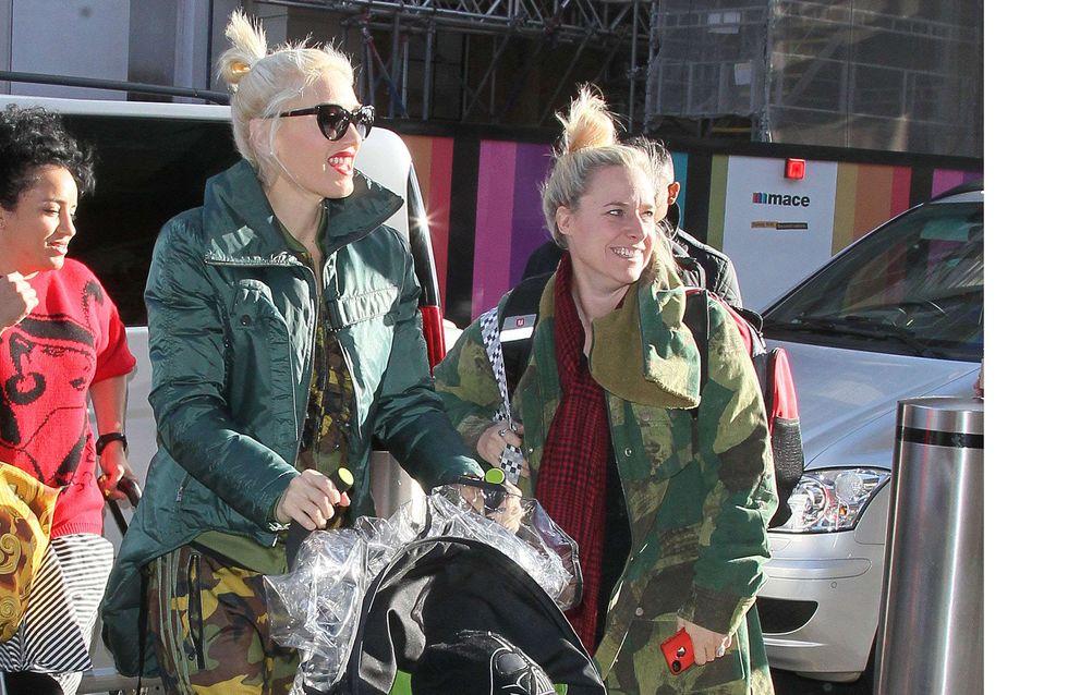 Gwen Stefani : Elle relance la mode du camouflage