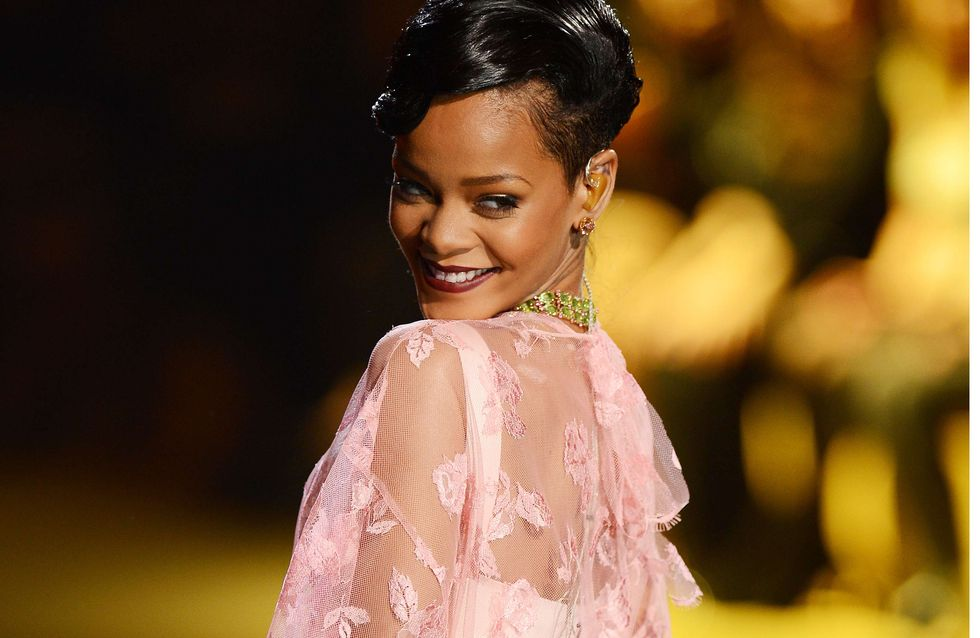 Rihanna : Son show Victorias's Secret en lingerie sexy… (Photos)