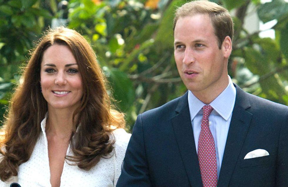 Kate Middleton et le prince William félicitent Barack Obama