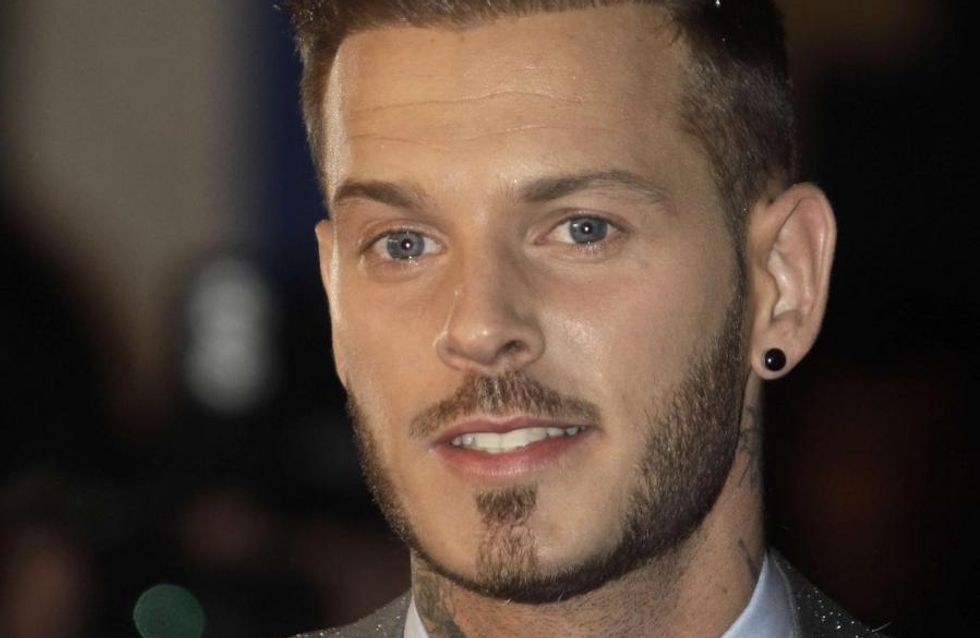 M. Pokora fait du Pole Dance (Photo)