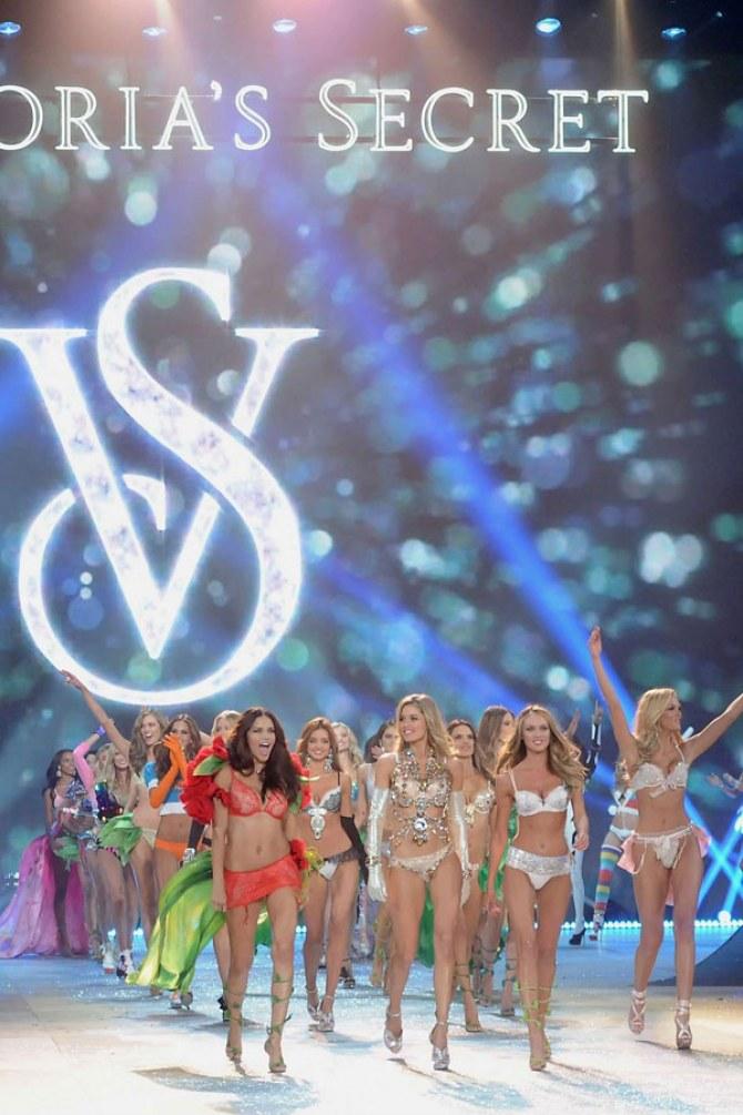 Les Anges Victoria's Secret